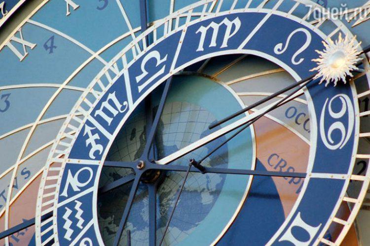 Часы под Лучом ЧЕЛОВЕКА
